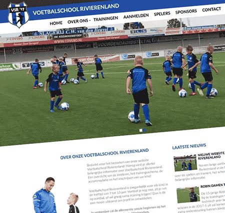 Voetbalschool Rivierenland